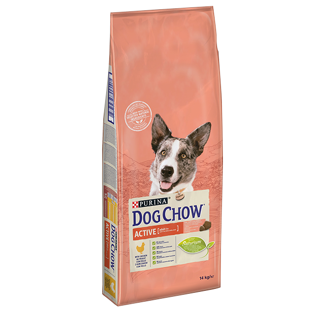Dog Chow Active Frango