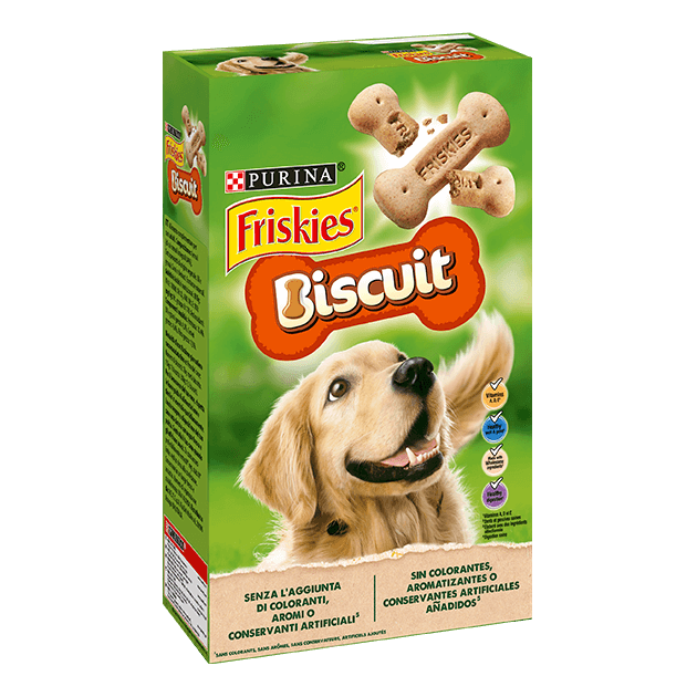 Friskies Biscuits