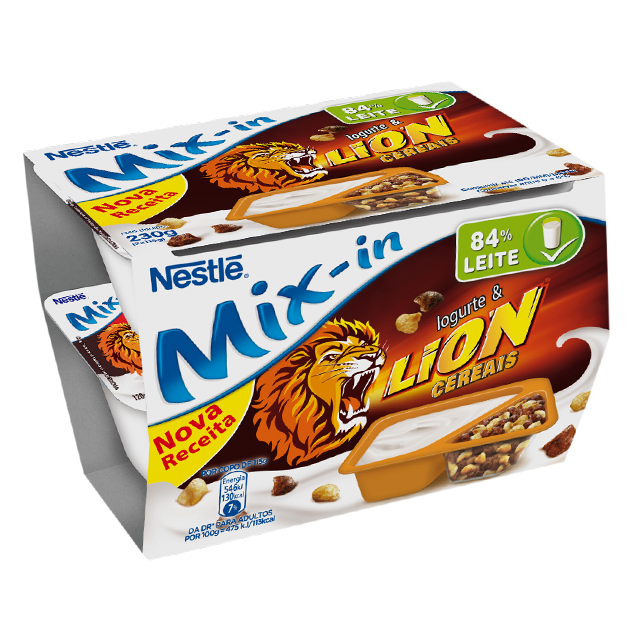 Mix-in Lion