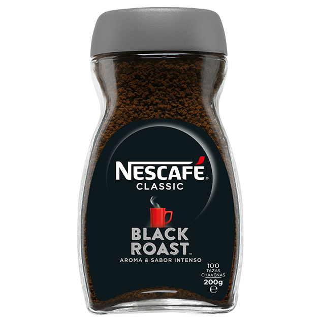 NESCAFÉ® Black Roast