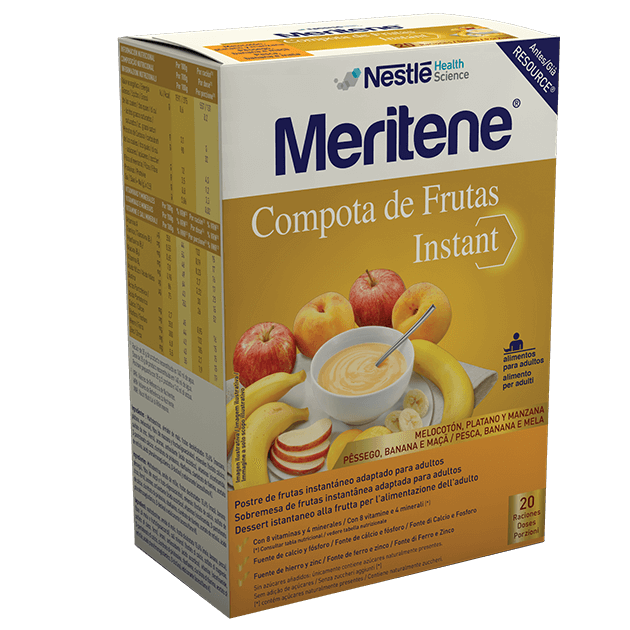 Resource Compota de Frutas Instant
