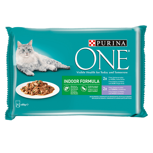 Gatos Adultos de Interior – Indoor Formula