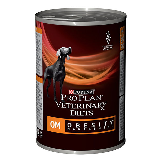 PURINA® PRO PLAN® VETERINARY DIETS OM Obesity Management Lata