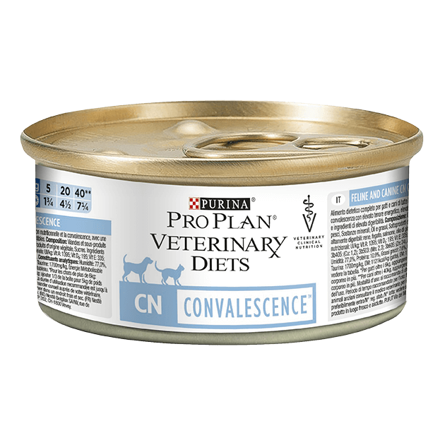 PURINA® PRO PLAN® VETERINARY DIETS CN Convalescence