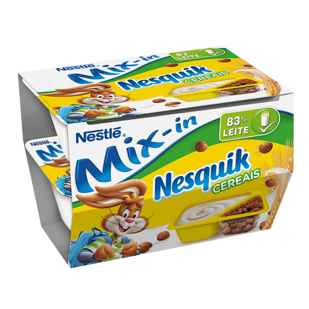 Mix-in Nesquik Cereais