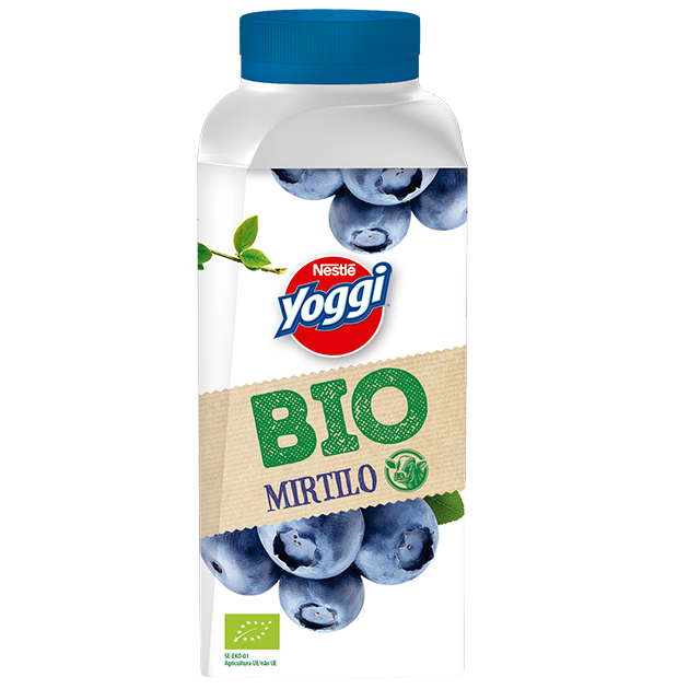 Yoggi Bio Mirtilo