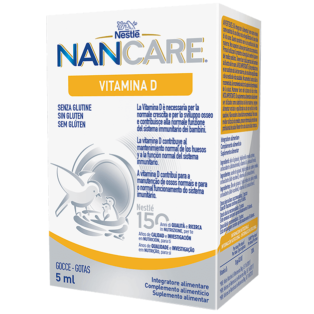 NANCARE Vitamina D