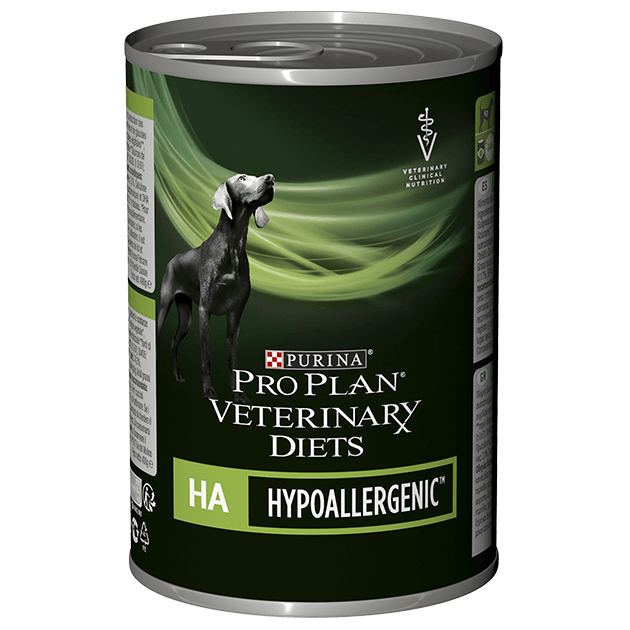 PURINA® PRO PLAN® VETERINARY DIETS HA Hypoallergenic Lata