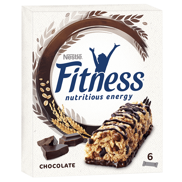 Barra de Cereais Fitness Chocolate