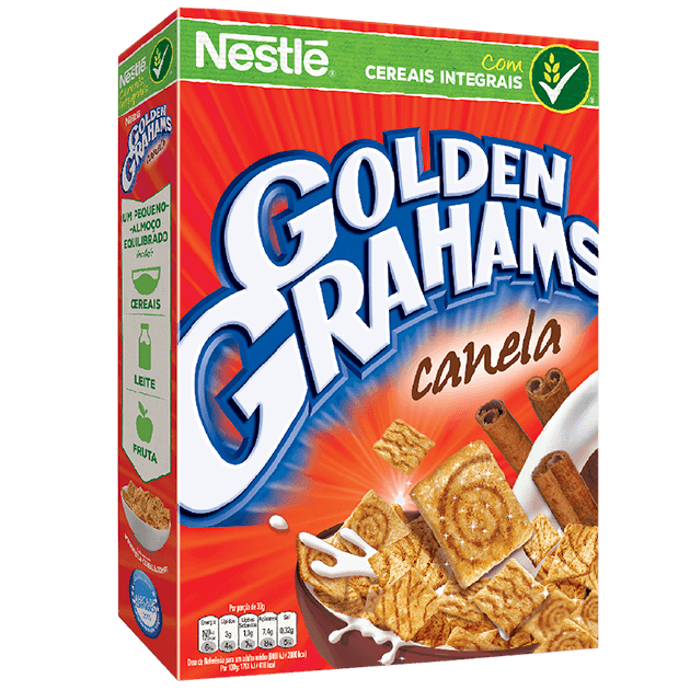 Golden Grahams Canela