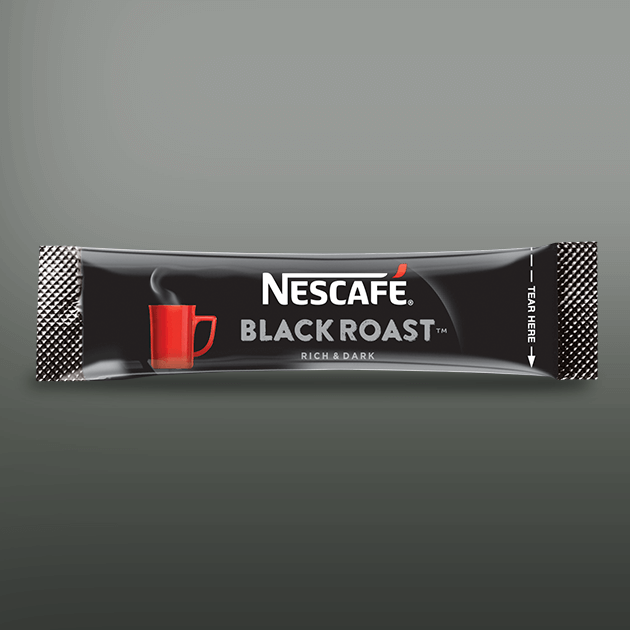 nescafe black roast