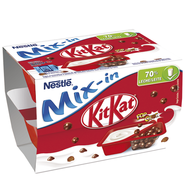 Mix-in Kit Kat Açucarado
