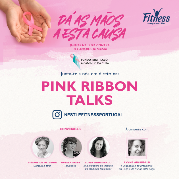 FITNESS® Pink Ribbon TALKS
