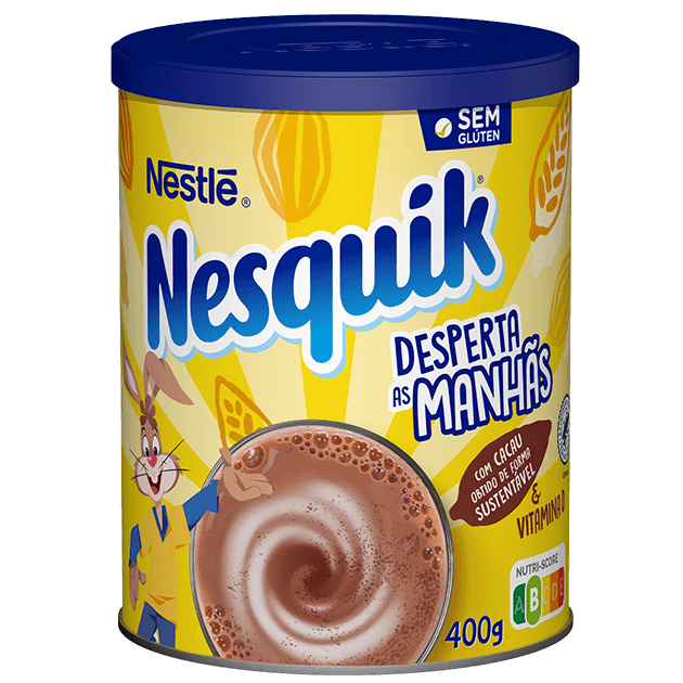 Nesquik Desperta as Manhãs