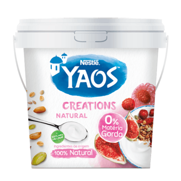 Yaos Creations Natural 0% 1kg