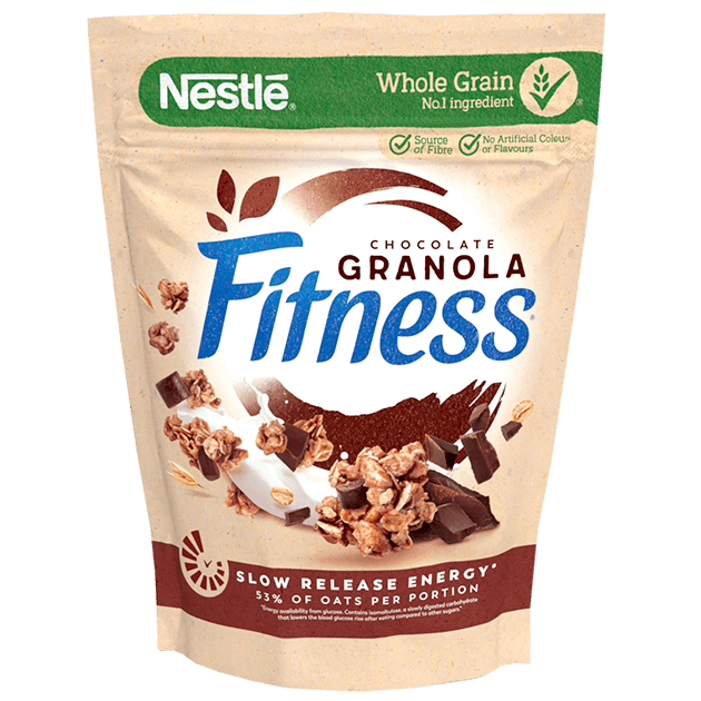 Fitness Granola Chocolate