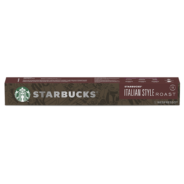STARBUCKS® ITALIAN ROAST by NESPRESSO®