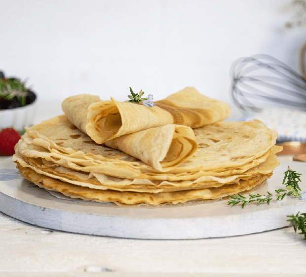 Crepes Vegan